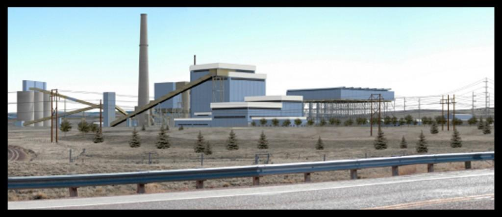 Rendering by Basin Electric Power Cooperative